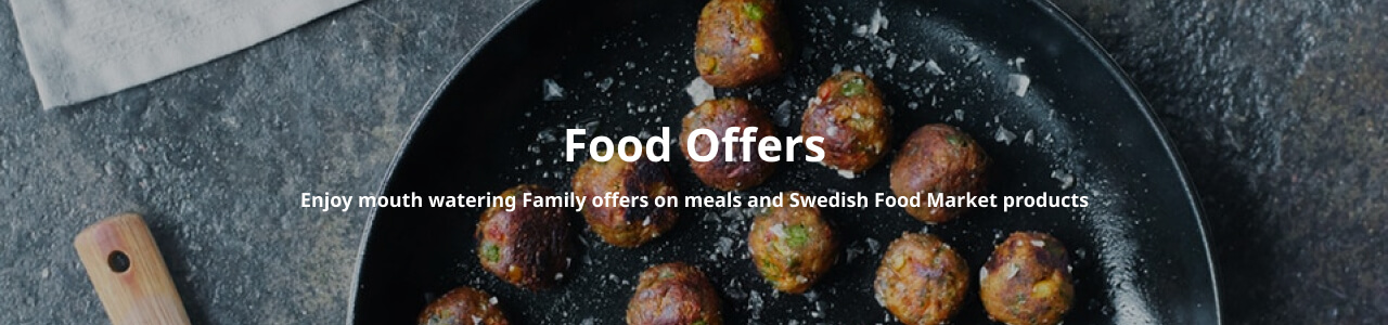IKEA Family - Restaurant Offers