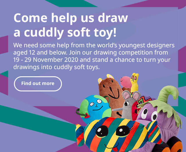 IKEA Family - Soft Toy Competition