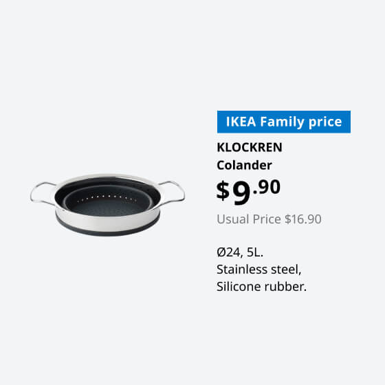IKEA Family - Product Offer