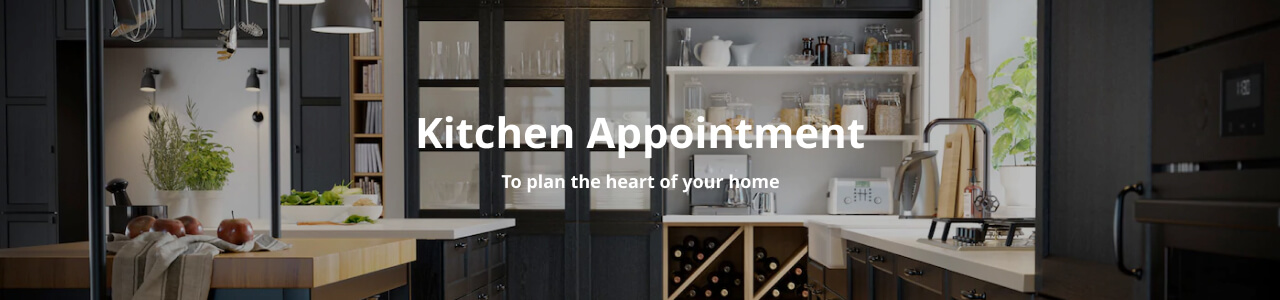 IKEA Family - Kitchen Appointment