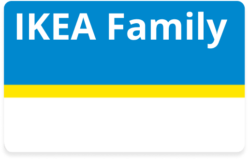 IKEA Family - Membership Digital Card